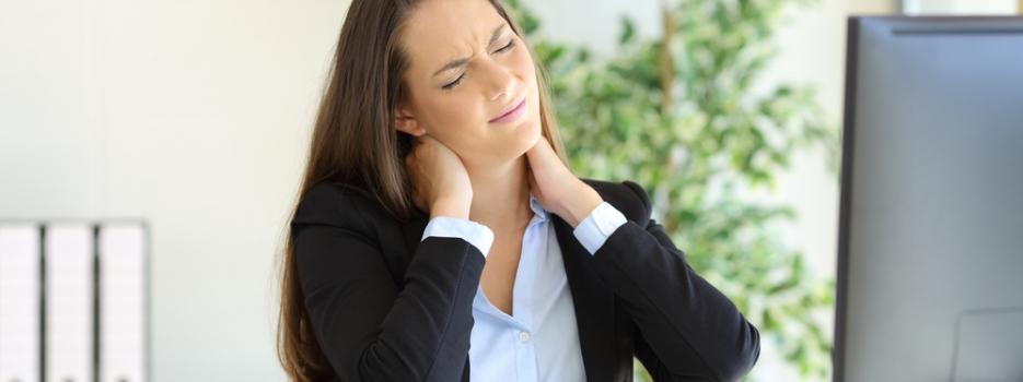 טיפים למניעת כאבי צוואר