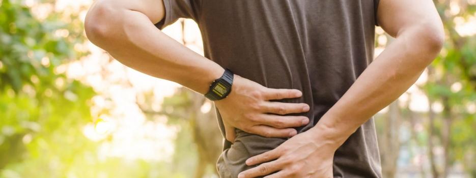 3 דרכים למנוע כאבים בגב התחתון